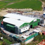 Factory - arial photo